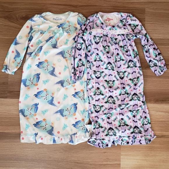 Disney Nightgown Bundle